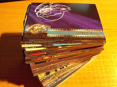 Star Trek Cinema 2000 Complete Set Of 100 Cards
