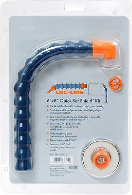 "6"" x 8"" Quick-Set Shield™ Kit Loc-Line® USA Original Modular Hose System #60525"