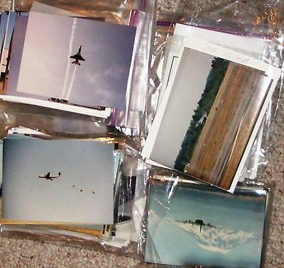 Lewis-McChord AFB Airplanes Photo's 5x7 Lot of 1000