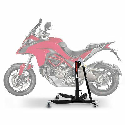 Motorrad Lift ConStands Power Ducati Multistrada 1200 15-16 Zentrallift