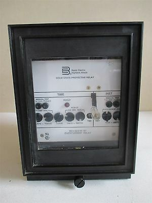 Basler Electric BE1-50/51B-107 Overcurrent Relay Solid State Protective Unit