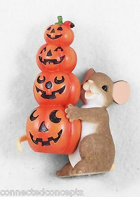 2014 Autumn Charming Tails - Pile On The Smiles (4041157) NEW!