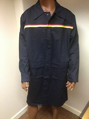 Mechanics Warehouse / Smock / Coat Flame Retardant / Anti Static Dark Navy