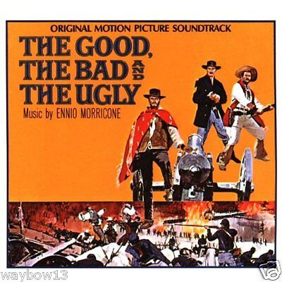 Ennio Morricone: The Good The Bad And The Ugly [Ost]