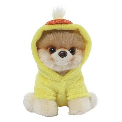 GUND Itty Bitty Boo - Quackin Up - Dressed as a Duck - The Worlds Cutest Dog