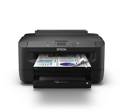 Imprimante Epson WorkForce WF-7110DTWF WiFi - A3 IN NEUF