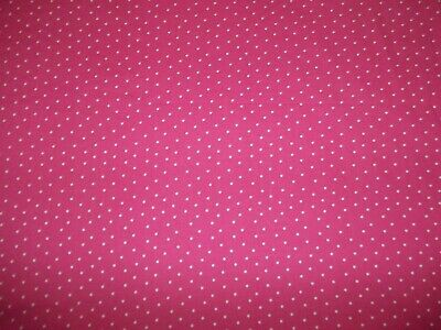 Handmade 100% cotton  fitted crib/toddler sheet, Blue with cocoa dots/Neutral
