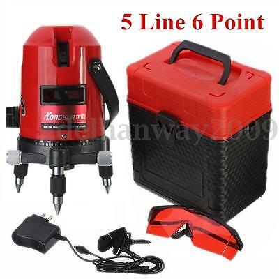 Professional Automatic Laser Level Measure Self Leveling XD 5 Line 6 Point 4V1H