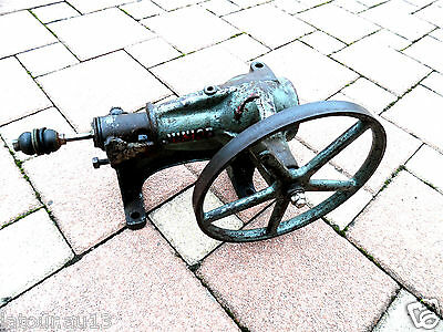 (n°1 ) OLD TOOL / STEAM ENGINE,  OUTIL ANCIEN / POMPE DE VITICULTEUR  JUNIOR /