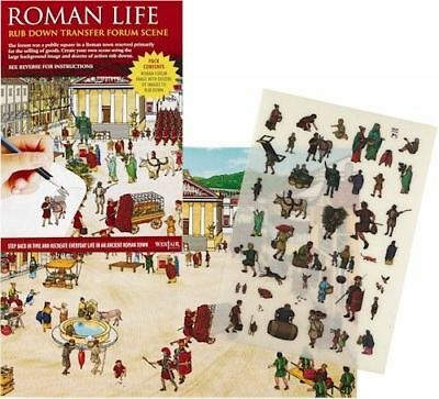 New Roman Life Public Square Forum  Rub Down Transfer Activity Pack. Westair