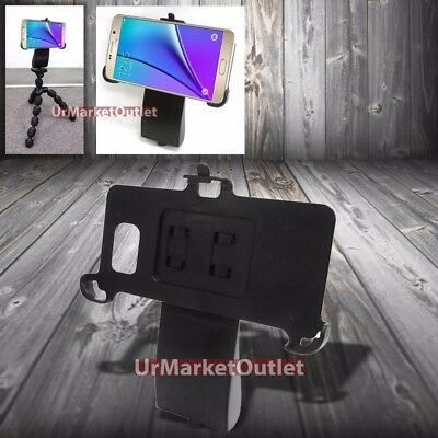 Smart Cell Phone Tripod Mount Holder Adapter Fit Samsung Galaxy Note 5 SM-N920T