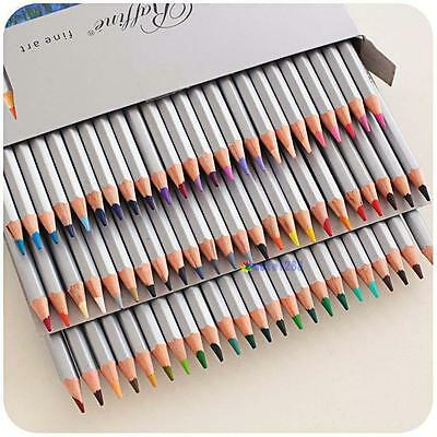 Marco 72 Colors Art Drawing Oil Base Non-toxic Pencils Set For Artist Sketch MT