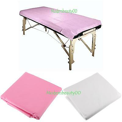 10 Pack Massage Beauty Waterproof Disposable Bed Table Cover Sheets 80X180cm