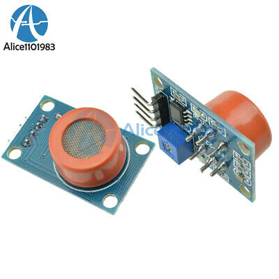 MQ-3 MQ3 Alcohol Sensor Module Breath Gas Detector Ethanol Detection Arduino