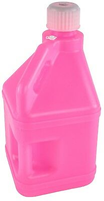 JEGS Performance Products 80214 Square 5-Gallon Jug Pink