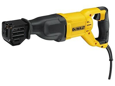 Dewalt Dwe305Pkl 110 Volt Reciprocating Saw In Carrying Case 1100 Watt