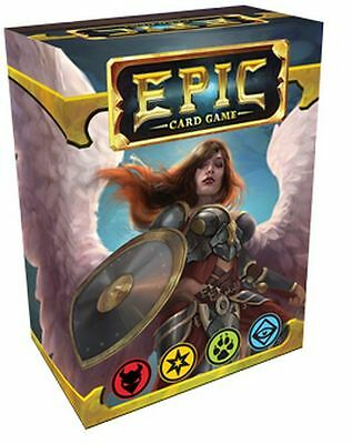 EPIC - Fantasy Strategy Battle Card Game