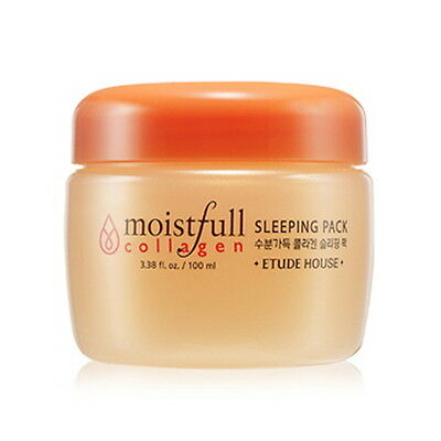 [Etude House] Moistfull collagen sleeping pack 100ml