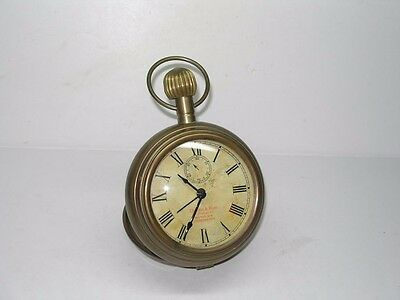 Large Vintage Thomas & Ross New York Pocket Watch Store Display Trade Sign