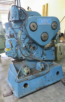 38 Ton MUBEA Model KBL Size 0 Universal Ironworker kbl-0 Made in USA