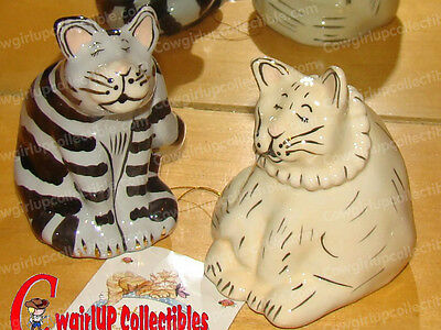 15434 - Rachel and Sidney Salt & Pepper Shakers (Studio H by Heather Goldminc)