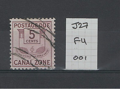 CANAL ZONE POSTAGE DUES Used. Choice of stamps