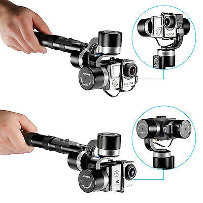 Neewer-Pround 3-Axis High-precision Handheld Steady Gimbal PTZ Camera Mount