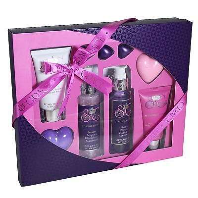 Style & Grace Ladies Luxury Bath Pampering Gift Set