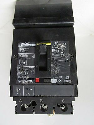 Square D Powerpact FDA34060 60a 60 a amp 60amp