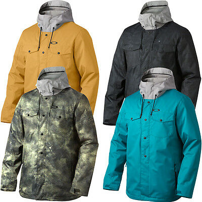 50% OFF RRP Oakley Sport Mens Division 2 Biozone Insulated Jacket Coat