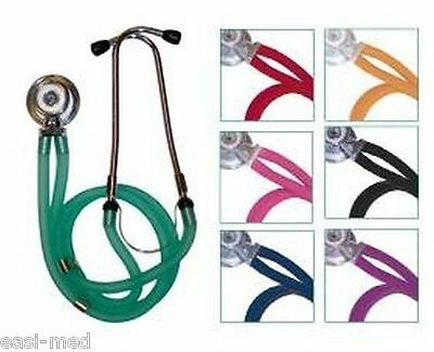 Twin Tube (Sprague Rappaport) Stethoscope - Nurses, Doctors, Medical Staff