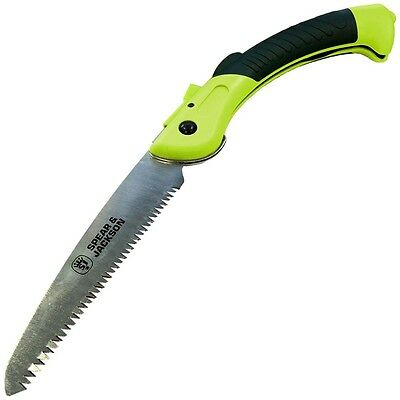 Spear and Jackson Kew Gardens Razorsharp Folding Pruning Saw