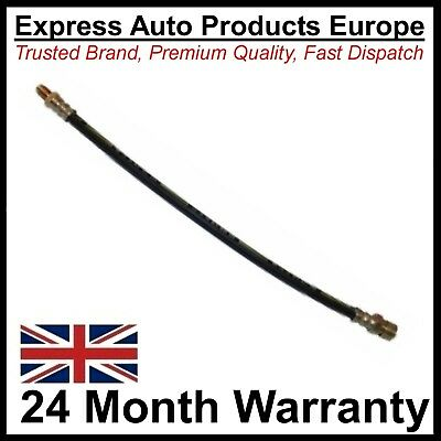 Front Brake Hose Male to Female 370mm replaces VW 113611701D
