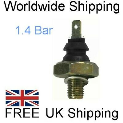Oil Pressure Switch 1.2-1.6Bar 1.4Bar BLACK VW 068919081 068919081D