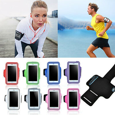 Apple iPhone 7 5s SE 6 6s Plus Armband Case Running Jogging Sports Holder Cover