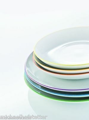 Arzberg Cucina Colori Speiseset Eating Service Soup Plate Dinner Plate 12-piece