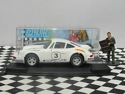 Reprotec Spanish Porsche 5051 White #3  1.32 Slot New