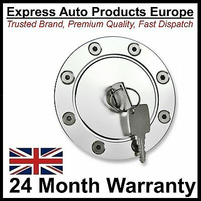 Aero Alloy Locking Fuel Petrol Filler Cap VW Caddy Mk1 Cabriolet Mk1
