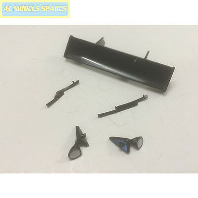 W10891 Scalextric Spare REAR WING MIRRORS C3603