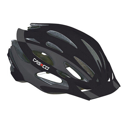 Casco MTB Fahrradhelm Daimor 2 Mountain black matt Gr. 59-63 cm