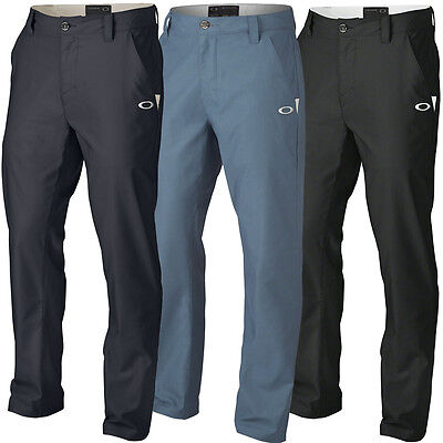 46% OFF RRP Oakley Golf 2016 Mens Conrad Pant Tailored Stretch Golf Trousers