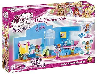 Winx Club Winx Club Aisha's Fitness Club Board Game