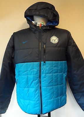 Zenit St Petersburg Reversible Padded Jacket By Nike Size Xl Brand New With Tags