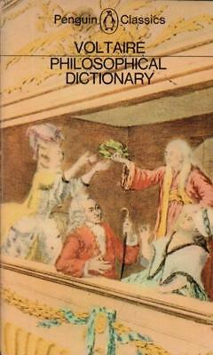 Philosophical Dictionary(Paperback Book)Voltaire-Penguin Books-UK-1-Acceptable