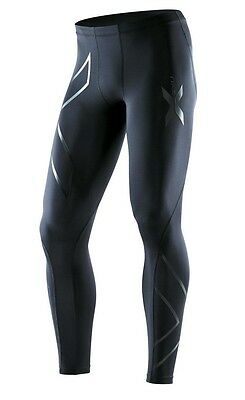New 2XU Men Recovery Compression Tights Running Pants Tight Train Race Recover