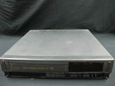 SANYO VHS Player HQ ASO MODEL : VHR-220 Made in Japan