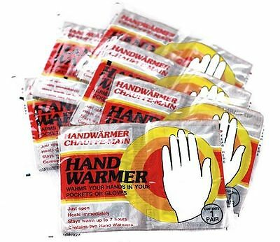 Mycoal Disposable Hand Warmer Packs Pairs