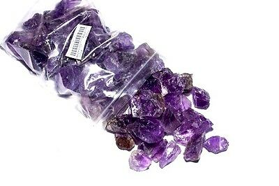 GemsVillage 8700 Ct. - SPECIAL OFFER - 100% Natural rough brazilian Amethyst.