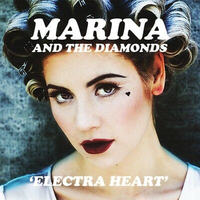 Marina and the Diamonds - Electra Heart - New Vinyl LP