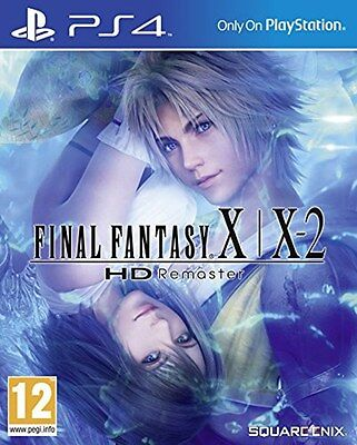Final Fantasy X/X-2 HD Remaster (PS4) [New Game]